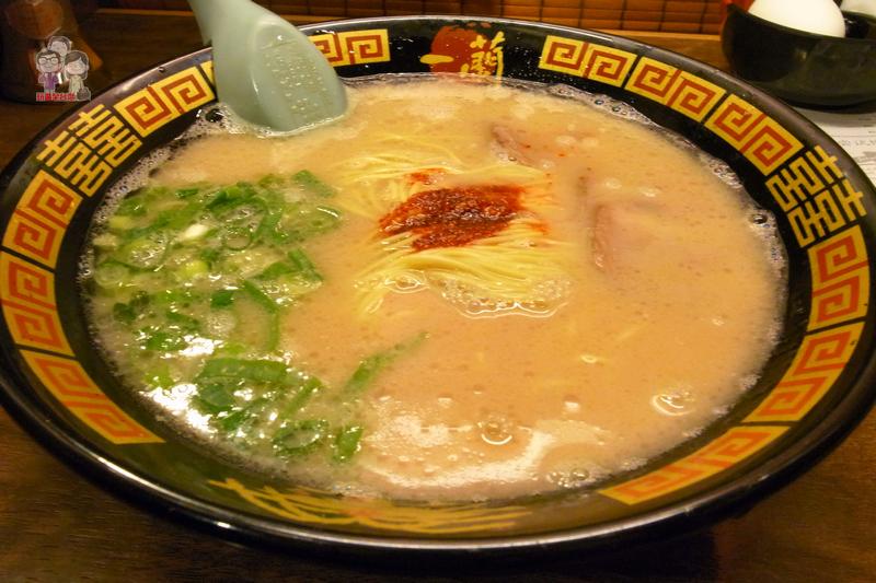 京都自由行【吃】|一蘭拉麵.果然合我的口味 @一哥一嫂趣旅尋