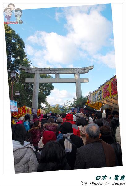 日本廣島|以海為境の嚴島神社