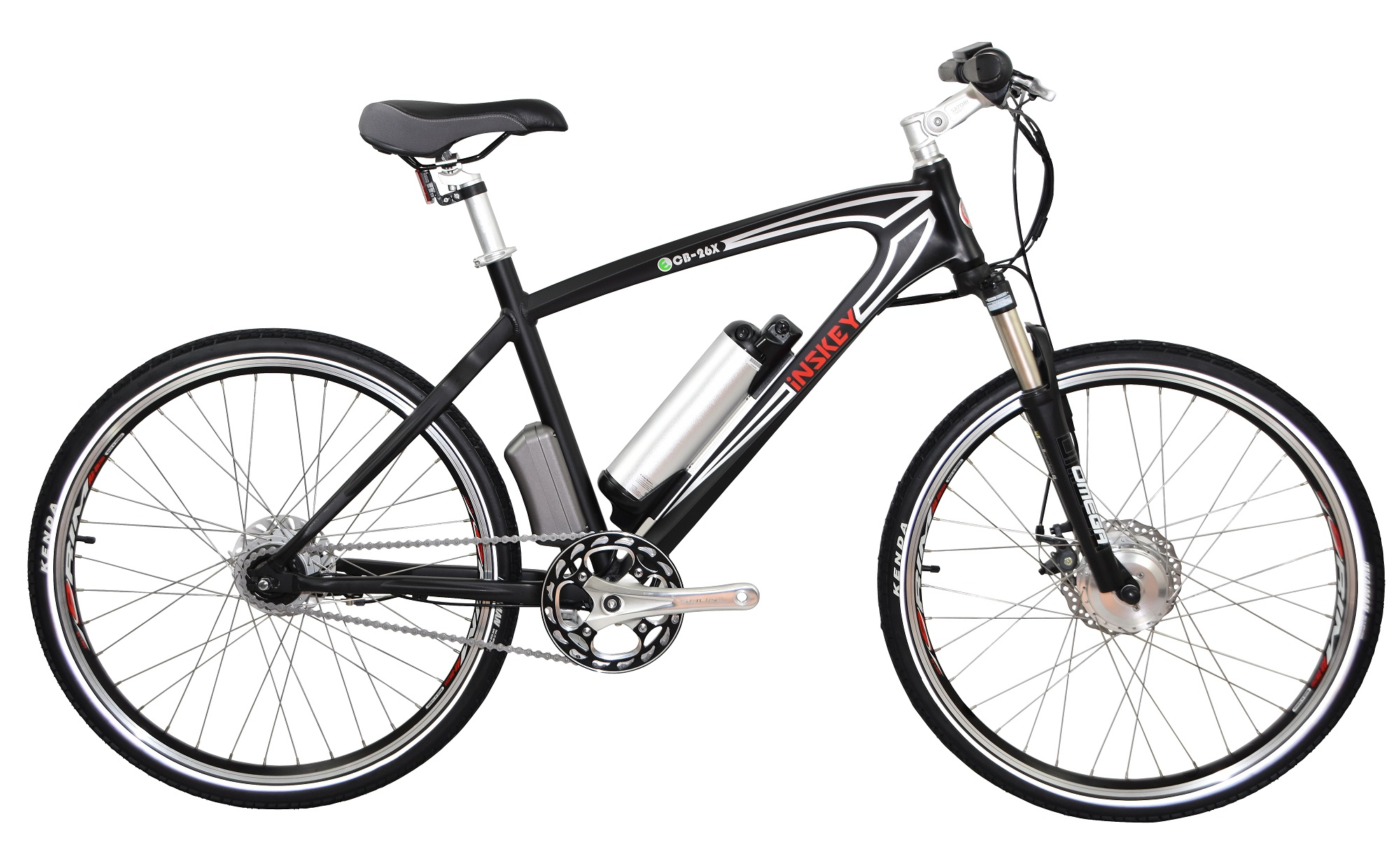 Taiwan Inskey Mountain Ebike Emb 682 Made In Taiwan