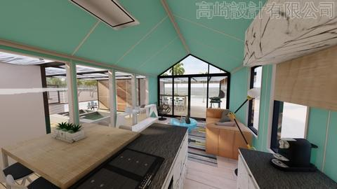 高崎便利屋 組合屋 不同於傳統小木屋 FRP玻璃纖維屋-臺灣經貿網