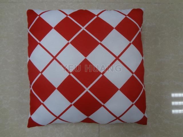 custom canvas square body pillow