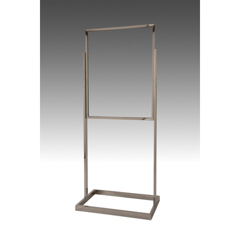 sign board a4 display stand price board