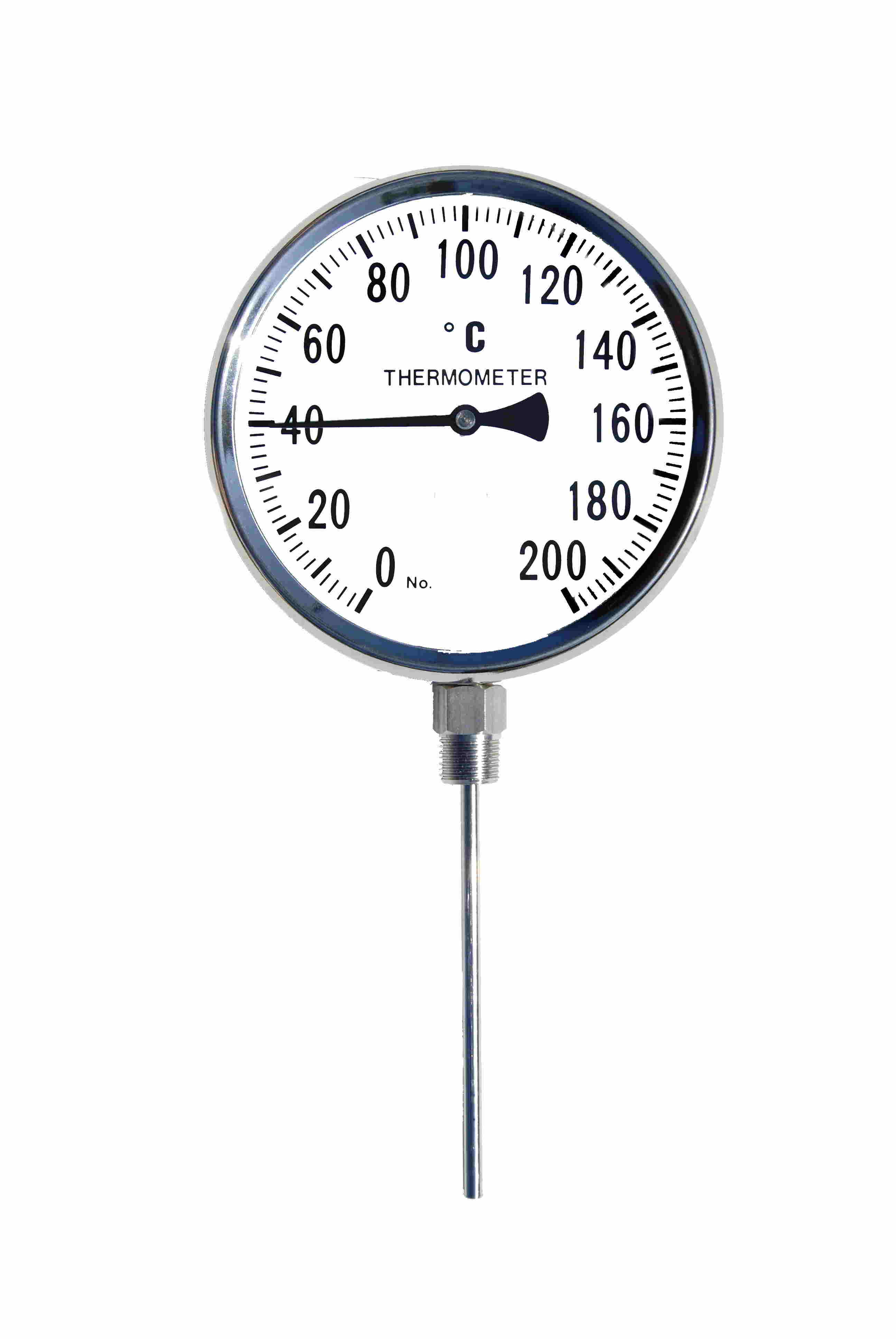 Bimetal Thermometer Industrial Thermometers