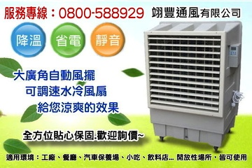 exhaust fans water cooling fans water