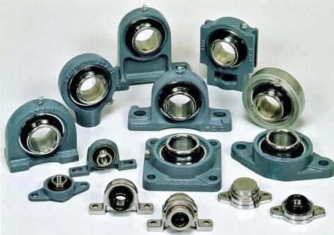 pillow block ball bearing units