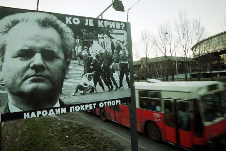 Image result for μιλοσεβιτς σερβικος εθνικισμός