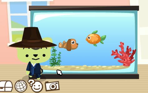 Pet Society 魚餌-釣魚關聯性4
