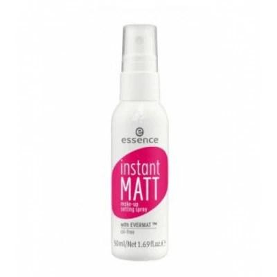Essence Spray Fijador Del Maquillaje Matificante