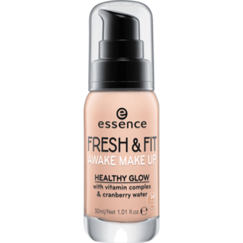 Essence Fresh Fit Awake Maquillaje