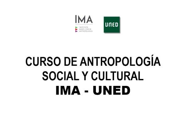 curso antropologia social y cultural ima - uned