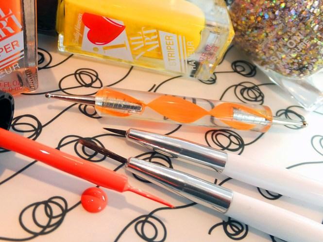 Sally Hansen Embellishment Kit And Cuticle Pusher I Heart Nail Art Embelishment Cutile