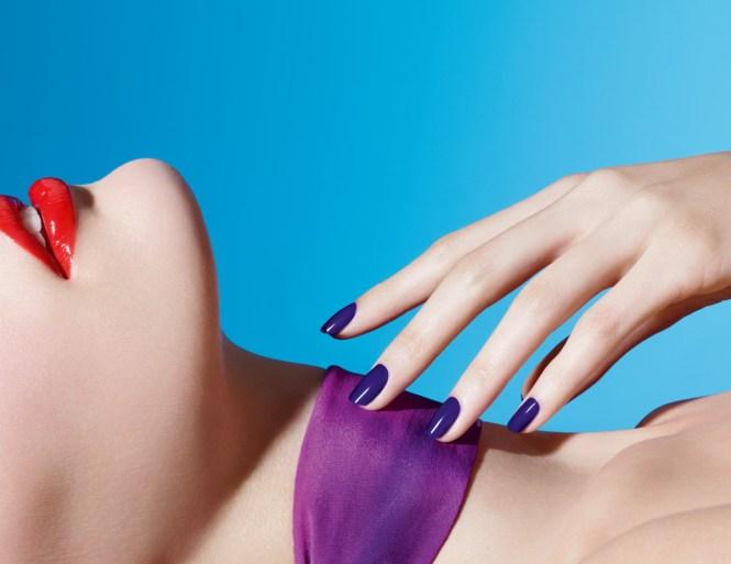 Dior Lilac Nail Polish For Spring 2016 Bay Area Fashionista Source