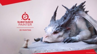 Allegorithmic Substance Painter 2019.2.2 Mac OS