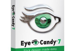 Alien Skin Eye Candy 7.2.3 Full Mac