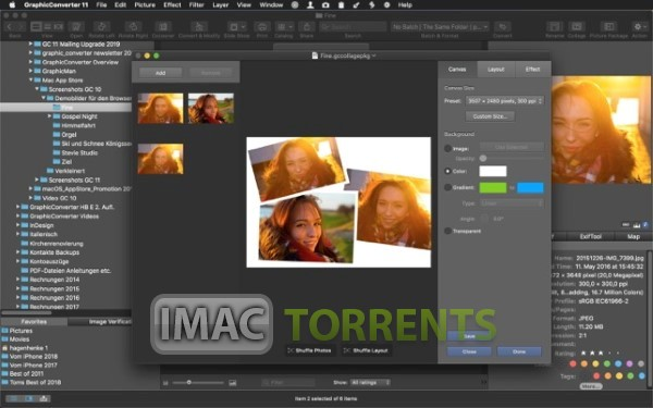 GraphicConverter 11.1 Mac Free Download