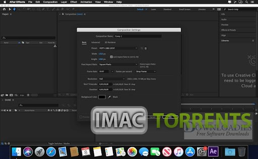 Adobe After Effects Cc Torrent For Mac