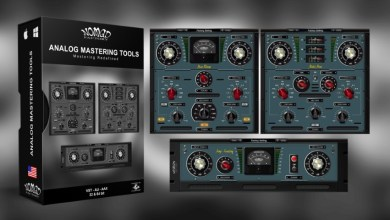 Photo of Nomad Factory Analog Mastering Tools 5.13 For Mac