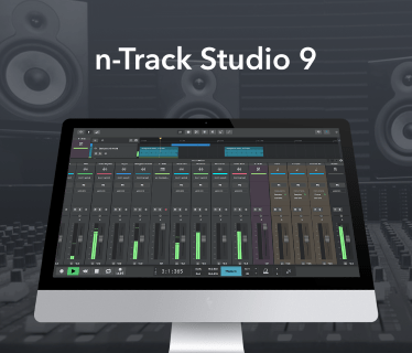 n-Track Studio Suite 9.1.1.3650 macOS Full