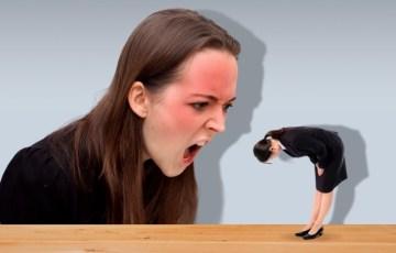 上司が原因での仕事のストレスを解消・激減させる方法