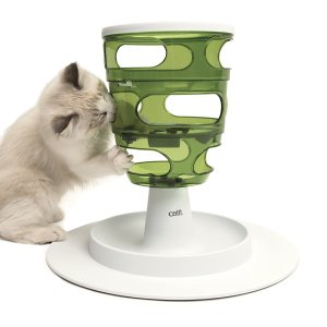 cat treat dispenser toy