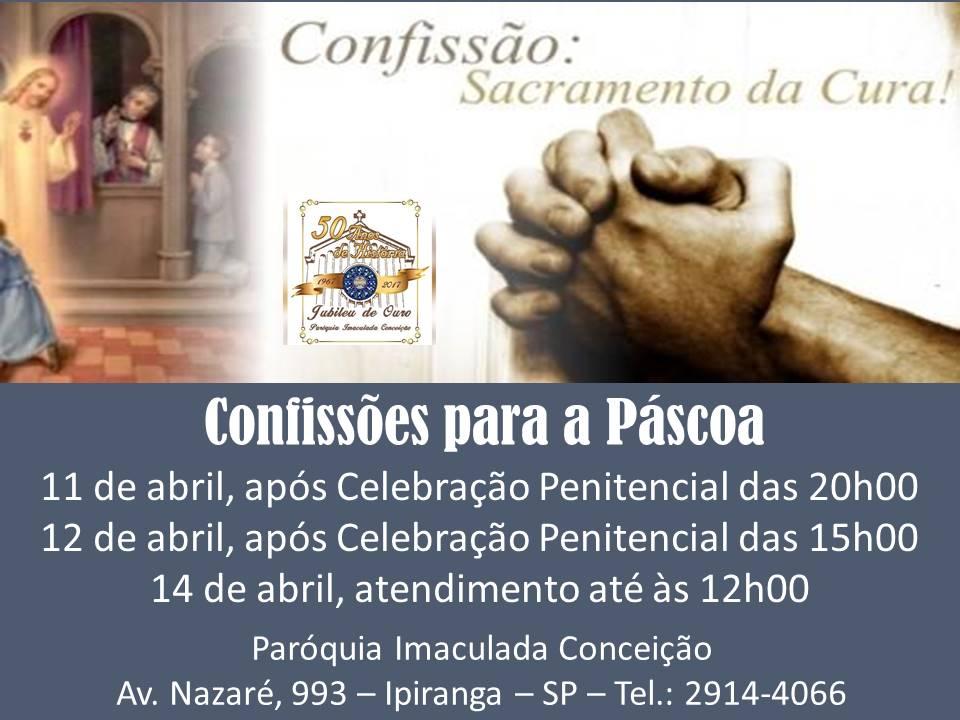 Confissões