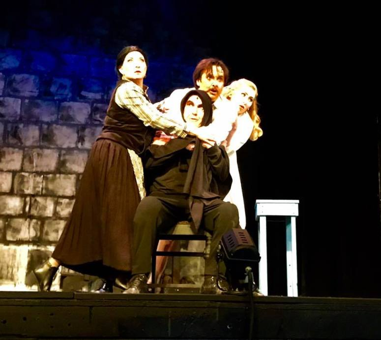 young frankenstein fab four