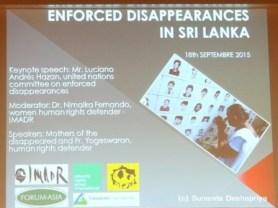 HRC30_EnforcedDisappearances_SriLanka_18092015