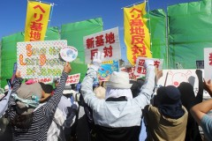 Okinawa-Henoko_Protest2015