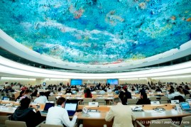 32nd session of Human Rights Council_(c) UN Photo