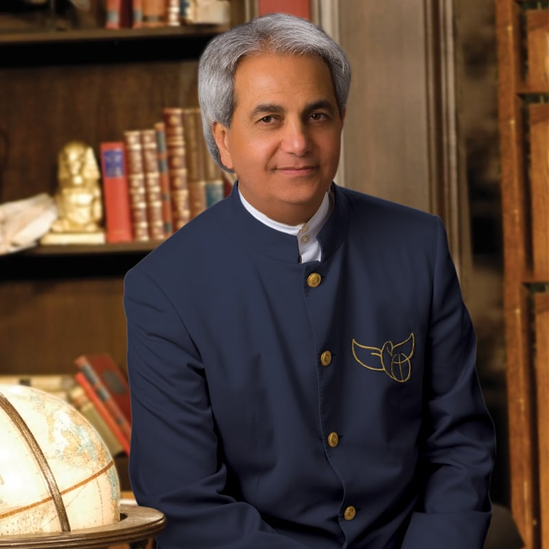 The Complete Biography Of Benny Hinn