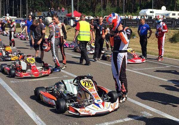 Imaf Racing Seats TEAM CPB