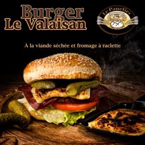 Burger Valaisan Panetier