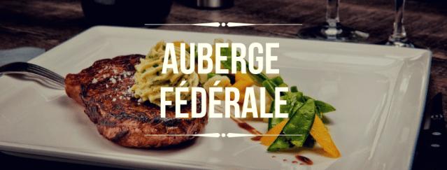 Auberge Fédérale
