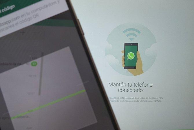 Añadir un nuevo equipo para usar WhatsApp Web