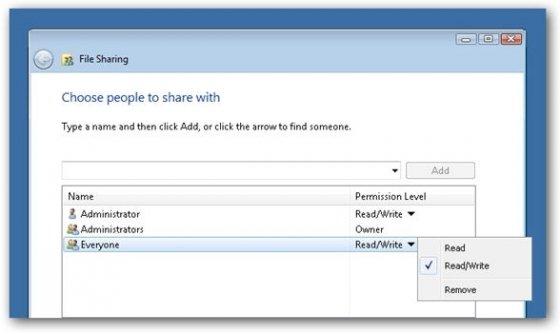 Cómo usar el historial de archivos de W8 - 2