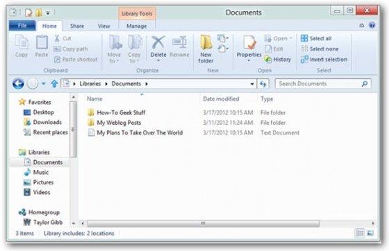Cómo usar el historial de archivos de W8 - 6