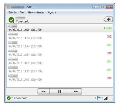 Zello para PC - 7