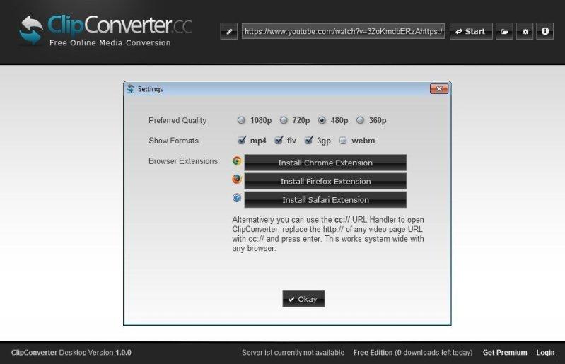 Image result for ClipConverter