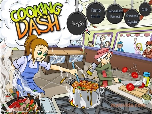 Manage Your Own Restaurant Game