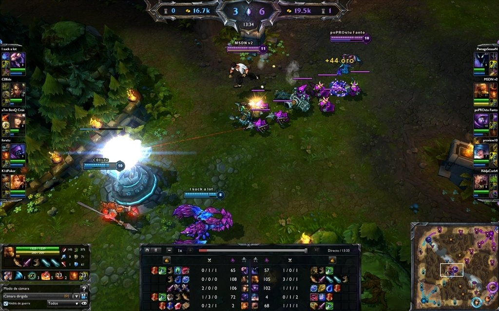 Download League of Legends Mac   Free League of Legends image 1 Thumbnail League of Legends image 2 Thumbnail