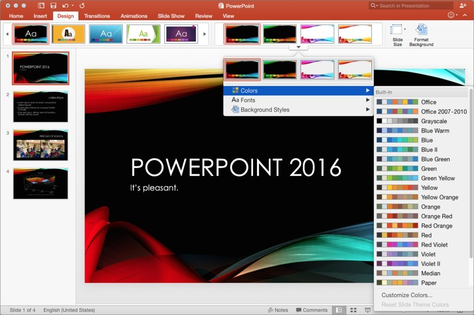 Microsoft PowerPoint 2016 Download For Mac Free