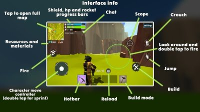 Rocket Royale 1.5.2 - Download for Android APK Free
