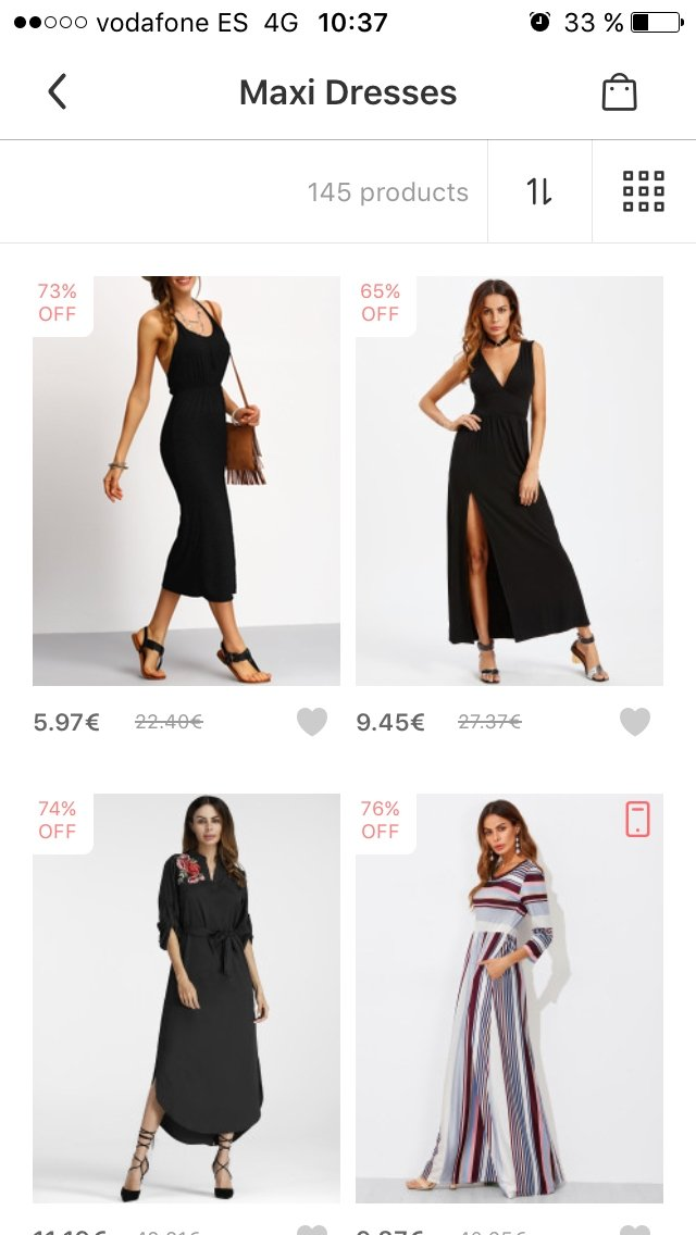 Download ROMWE   Women s Fashion 3 4 4 iPhone   Free     ROMWE   Women s Fashion image 5 Thumbnail