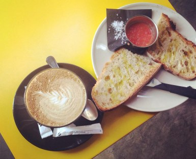 Toma Café, Madrid an einem Tag. © Susana Fernandez