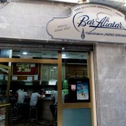 Bar Aliatar, Granada, 2015. © Christian Kuhn