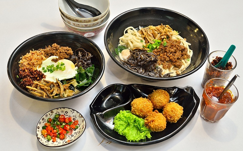 Image result for sin kee chilli pan mee