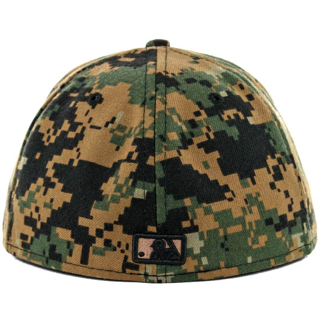 Camo Alabama Hats Fitted