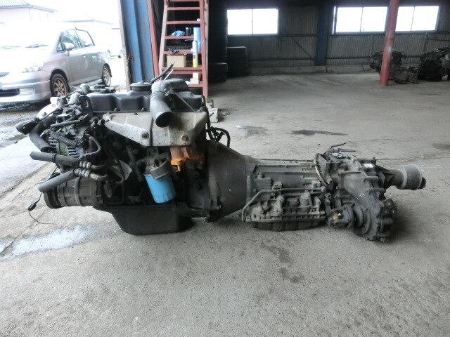 Used Engine Amp Transmission Qd32 4wd At Nissan Caravan Van