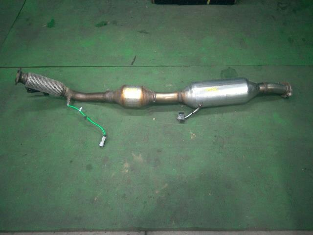 used front exhaust pipe toyota camry 2019 daa axvh70 1741025130