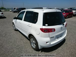 Used 2006 MAZDA DEMIODBADY3W for Sale BF638281  BE FORWARD